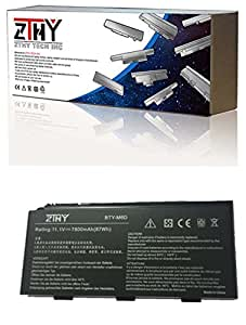 ZTHY® New 9cell 7800mah Battery for MSI Gt780r Gt663r Gt660r Bty-m6d Series Laptop