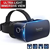 Pansonite 3D VR Glasses Virtual Reality Headset for Games...
