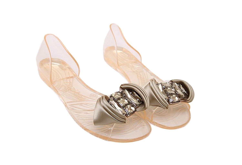 Pinklily Women's Peep Toe Sports Sandals