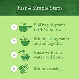 Betty Crocker Dry Meals Suddenly Grain Salad, Harvest, 6.7 Ounce (Pack of 6)