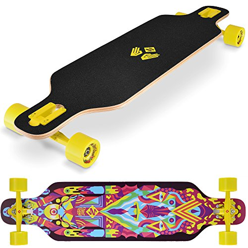 Street Surfing Freeride Robot Long Board Skateboard, 39