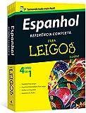 img - for Espanhol Refer ncia Completa Para Leigos[inclui CD de  udio] (Em Portuguese do Brasil) book / textbook / text book