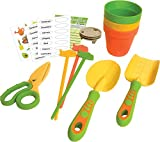 Curious Gardener 12 Piece Grower's Set for Kids