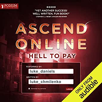 Amazon com: Hell to Pay: Ascend Online, Book 2 (Audible