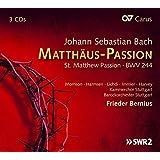 J.S.BACH/ MATTHAEUS PASSION BWV 244