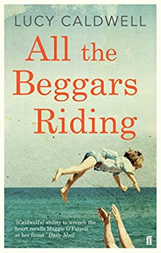 book cover of All the Beggars Riding