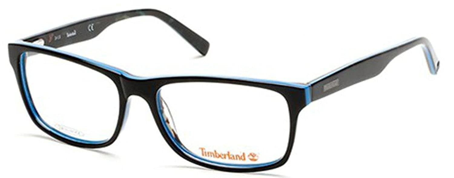 465d5affc8a Eyeglasses Timberland TB 1549 TB1549 092 blue other at Amazon Men s  Clothing store