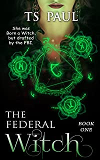 The Federal Witch by T S Paul ebook deal