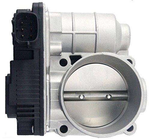 Well Auto Throttle Body for 02-06 Altima 2.5L Sentra 2.5L 02-08 X-Trail 2.5L (Throttle Body 2002 Nissan Altima compare prices)