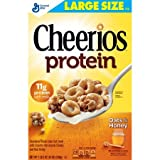 Cereal Cheerios Protein