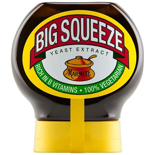 Marmite Squeezy 400g X 2