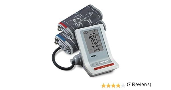 Braun ExactFit BP4600, AA - Tensiómetro: Amazon.es: Salud y cuidado personal