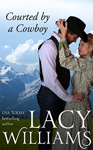 Courted by a Cowboy