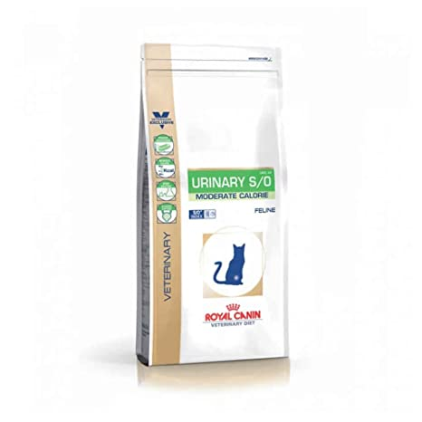 Royal Canin Urinary S/O - Comida para gatos, Veterinary Diet, 7 Kg