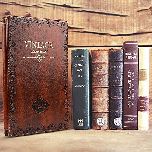 Ipad Pro 10 5 Case Jgoo Magic World Series Vintage Book