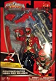 mighty morphin armored red ranger - Power Rangers Super Megaforce - Armored Super Mega Red Ranger Action Figure