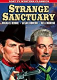 Strange Sanctuary (Lost TV Western Classics)
