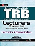 TRB Teachers Recruitment Board Lecturers (Engineering) Electronics & Communication 2017