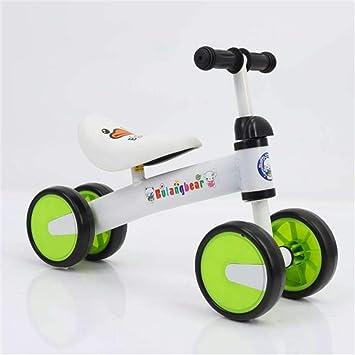 Bicicleta Equilibrio Bebé, Niños Bici Sin Pedales, Balance ...