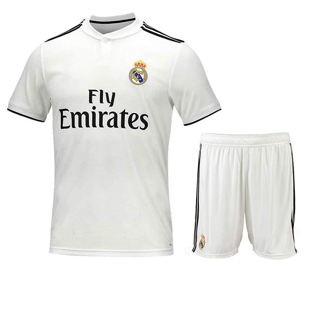 Camiseta y pantalón del Real Madrid CF