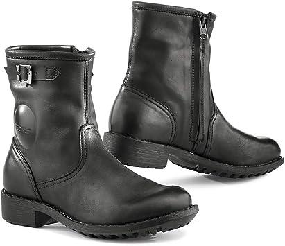 TCX Boots Womens Lady Biker Waterproof Boots Black Size 37//Size 5.5 7210W-NERO-37