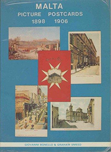 - Malta picture postcards, 1898-1906