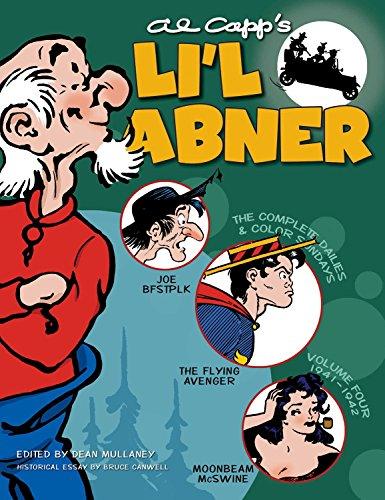 lil abner comics - 1