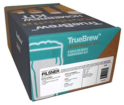 True Brew Pilsner Home Brew Beer Ingredient Kit]()