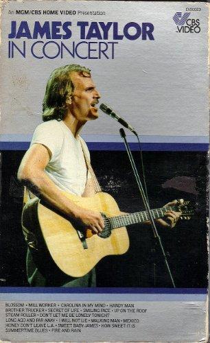 James Taylor in Concert (1979)