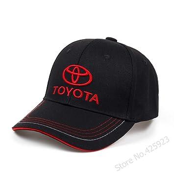 ZSERTY Gorras De Hombre Bordado Al Aire Libre para Toyota Gorra De ...