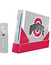 Ohio State University Wii (Includes 1 Controller) Skin - Ohio State University Vinyl Decal Skin For Your Wii (Includes 1 Controller)