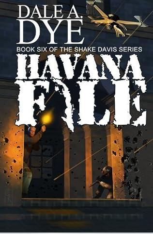 book cover of Havana File