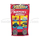 Nabisco, Barnum's, Animal Crackers, Snack-Saks, 8oz Bag (Pack of 4) For Sale