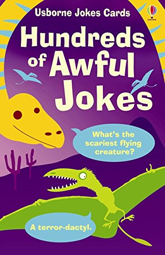Read Online Hundreds of Awful Jokes Cards pdf