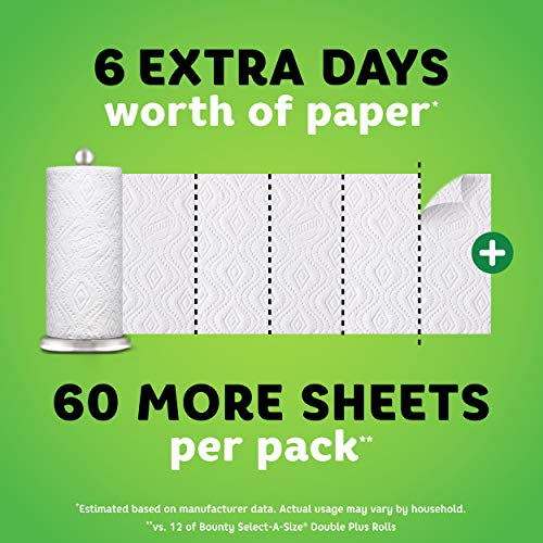 Bounty Quick-Size Paper Towels, ...