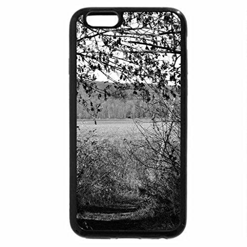 iPhone 6S Plus Case, iPhone 6 Plus Case (Black & White) - Little Lake
