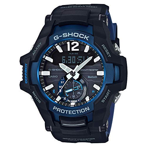 Men's Casio G-Shock Gravity Master Aviation Concept Watch GRB100-1A2