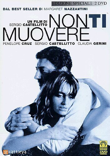Don't Move ( Non ti muovere ) ( Do Not Move ) [ NON-USA FORMAT, PAL, Reg.2 Import - Italy ] by Penelope Cruz