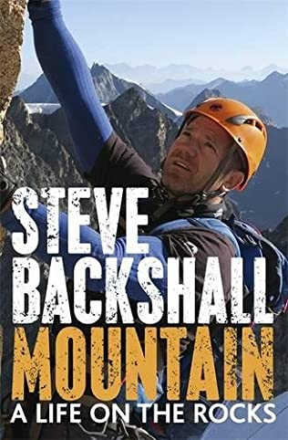 book cover of Mountain: A Life on the Rocks