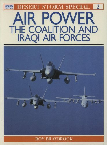 Desert Storm Air Power : The Coalition and Iraqi Air Forces (Air Force Ots compare prices)