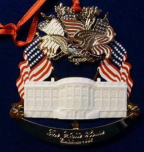 Amazon.com : Christmas - 1995 - Ornament - The White House ...