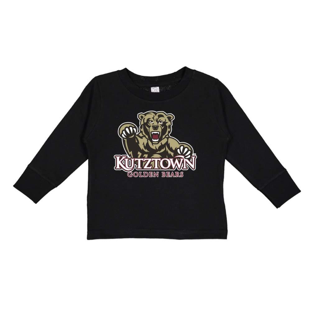NCAA Kutztown Bears PPKUP01 Toddler Long-Sleeve T-Shirt