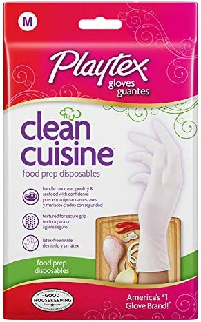 Playtex Disposables CleanCuisine Gloves Medium product image