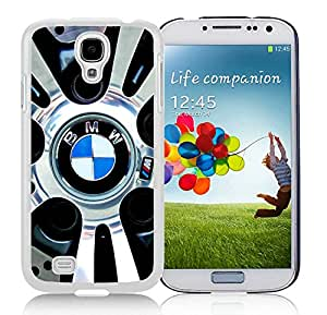 Personalized Case BMW 3 White Case for Galaxy S4 I9500