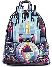 Loungefly Disney Cinderella Castle Mini Backpack