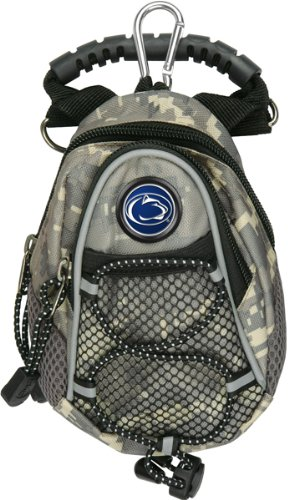 Penn State Green - NCAA Penn State Nittany Lions - Mini Day Pack - Camo