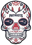 Applied Icon, NFL New England Patriots Large Skull Primary Decal