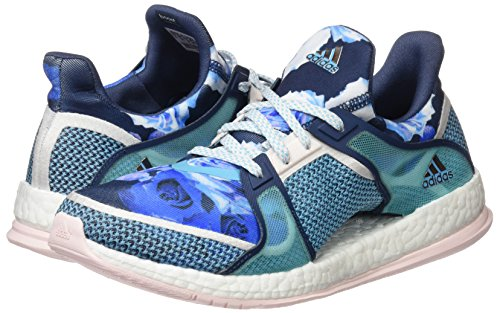 X W Adidas Minral Chaussures Running Pure Brillant De Tr Entrainement Halo Femme Rose Boost Bleu bleu rqIFEI