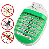 Vinmax Socket Electric Practical Mini LED Mosquito Repellent Fly Bug Insect Trap Zapper Killer Night Lamp