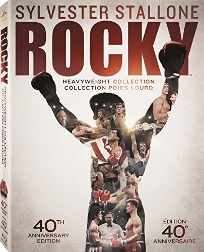 Rocky: Heavyweight Collection (Rocky/Rocky II/Rocky III/Rocky IV/Rocky V/Rocky Balboa) [Blu-ray] image